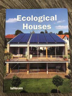 Libro Ecological Houses