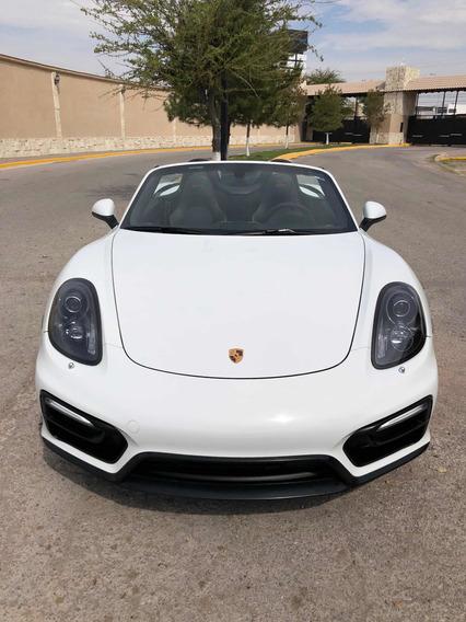 Porsche Boxster 3.4 Gts Pdk At 2015
