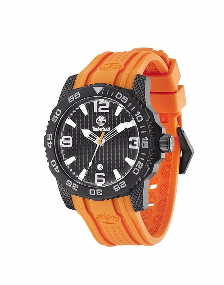 Relógio Timberland Sandown Orange Tbl.13613jsb/02