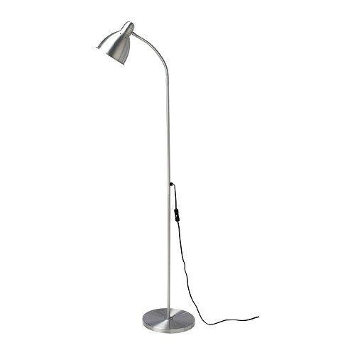 Lampara De Mesa Ajustable De Lectura En Aluminio Ikea