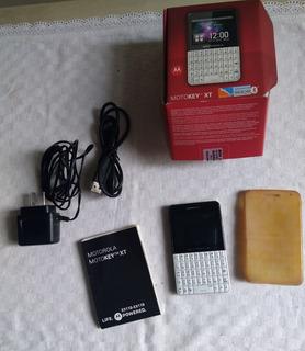 Celular Motorola Sin Android Modelo Motokey Xt