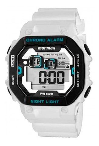 Relógio Masculino Mormaii Digital Esportivo Monf001a/8b
