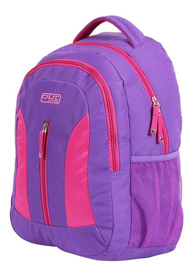 Mochila De Costas Notebook Girls Action Out Dermiwil