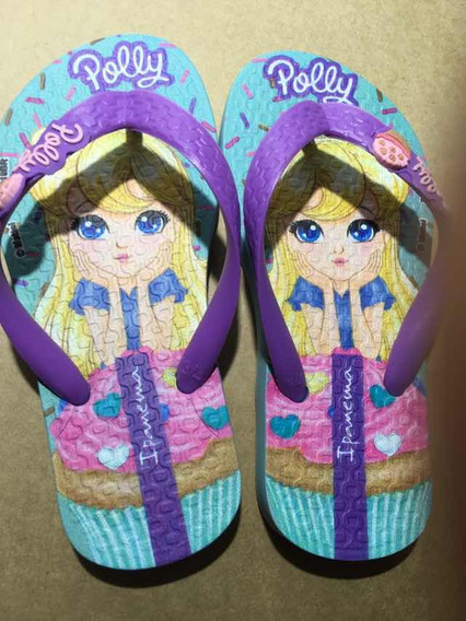 Chinelo Infantil Polly