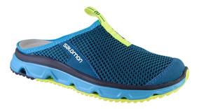 Zapatillas Mujer Salomon Rx Slide 3.0 Relax La/bl