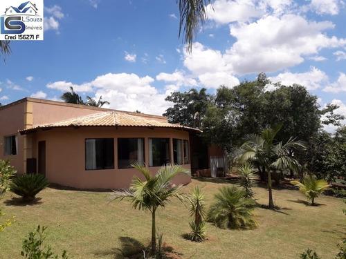 Excelente Opção De Chácara Localizada Em Tuiuti, Interior De São Paulo; - 1150 - 69282794