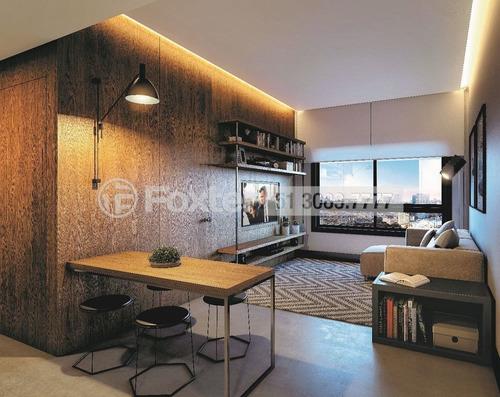 Imagem 1 de 28 de Apartamento, 1 Dormitórios, 40.94 M², Farroupilha - 206739