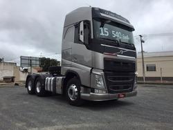 Volvo Fh 540 6x4 2015 C/parcelas