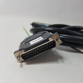 Kit 11 Conector Macho Db-25m Com Fio Para Uso Diversos
