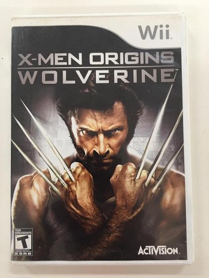 X-man Origins Wolverine Nintendo Wii