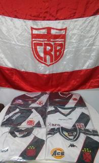 Camisa Oficial Vasco/rj Lote Com 6 Camisas 98/99/03/09/12/14