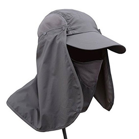 Summer Sun Hat, Tilo 360° Outdoor Sun Protection Camping Fis