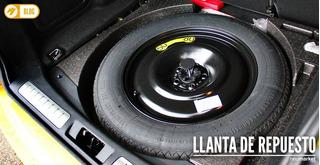 Llanta Repuesto Ford Fiesta O Pegeau