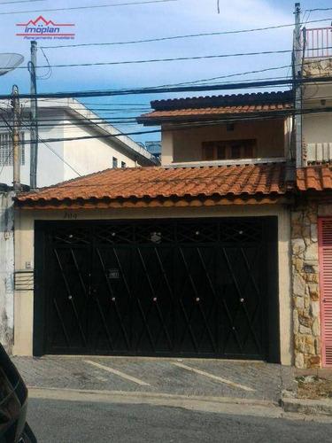 Imagem 1 de 30 de Sobrado Com 3 Dormitórios À Venda, 150 M² Por R$ 795.000,00 - Penha De França - São Paulo/sp - So0083