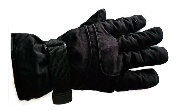 1 Par De Luva Inverno Frio Impermeavel 100% A Prova Dagua