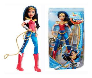 Muñeca Dc Superhero Girls Wonder Woman 20% Off Cachavacha
