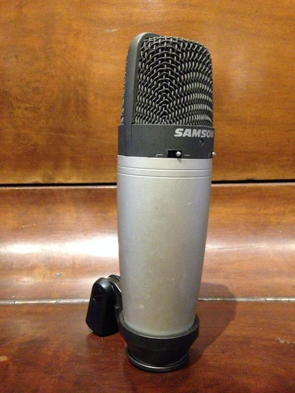 Microfone Samson C03 - Multi-pattern Condenser - Usado