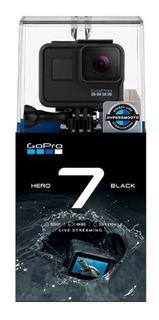 Tec-jb Cámaras Y Drones - Cámara Go Pro Hero 7 Negra - Gopro