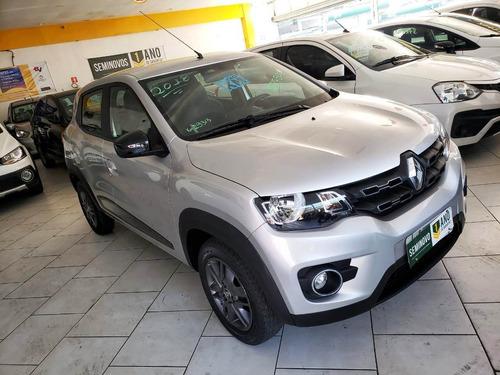 Renault Kwid Intense 1.0 12v Flex