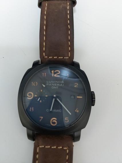 Reloj Panerai Luminor Gmt Automático