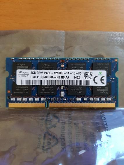 Memoria 8gb Hynix Original (1 X 8gb) Ddr3l Notebook/mac