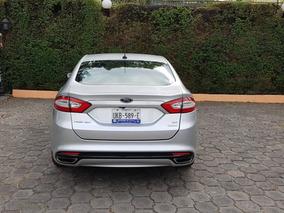 Ford Fusion 2.0 Se Luxury Plus Mt