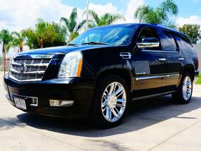 Cadillac Escalade Esv 6.2 Platinum Qc Dvd R-22 4x4 At