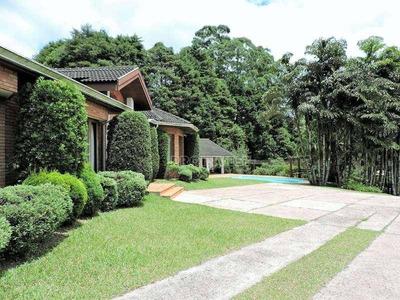 Casa Residencial À Venda, Granja Viana, Embu Das Artes. - Ca15541