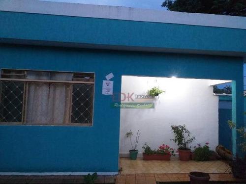 Imagem 1 de 10 de Casa Com 3 Dormitórios À Venda Por R$ 296.800,00 - Eugênio De Mello - São José Dos Campos/sp - Ca5412