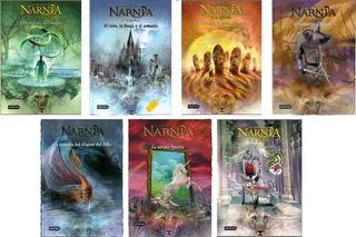 Saga Las Cronicas De Narnia Completa