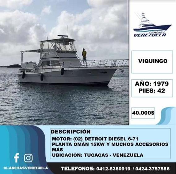 Yate Viquingo 42 Lv25