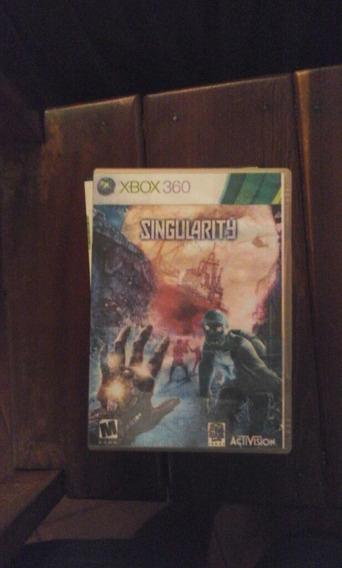 Singularity Xbox360 Desbloqueado