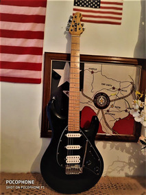 Guitarra Sterling By Music Man Sub Black-troco
