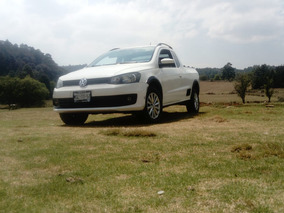 Volkswagen Saveiro 1.6 Highline Ee Mt 2015