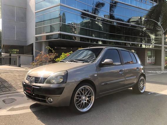 Clio Dinamique Motor 1.4