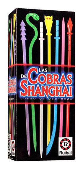 Juego Las Cobras De Shangai