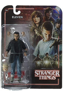 Stranger Things - Eleven - Demogorgon - Dustin - Mike