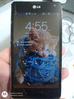 LG Optimus G E977 Leia A Descrição