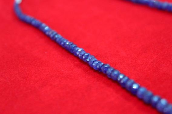Collar De Zafiro
