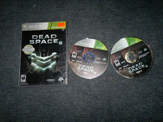 Dead Space 2 Para Xbox 360,excelente Titulo,checalo