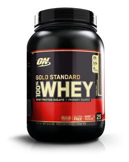 Whey Proten Optimum Gold Standard 907g/2lb Envio Expresso