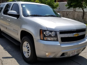 Chevrolet Suburban G Piel Aa Dvd Qc 4x4 At 2011