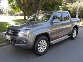 Volkswagen Amarok Highline 2.0 By Turbo Diése 4x4 Aut. Tip.