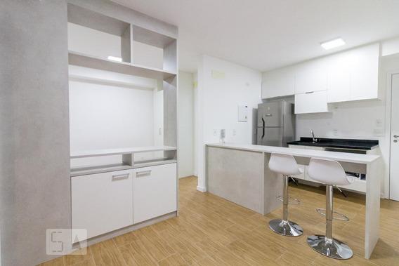 Apartamento Para Aluguel - Picanço, 1 Quarto, 38 - 893050678