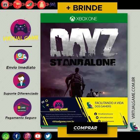 Dayz - Jogo Xbox One - Midia Digital - Max/10
