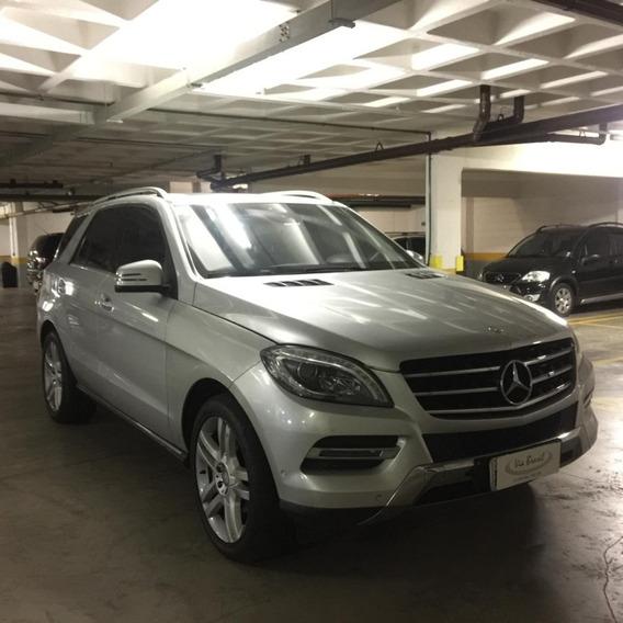Mercedes-benz Ml350 Diesel V6 2014 Blindada Hi-tech Com Agp