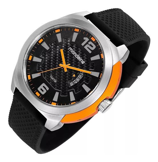 Relógio Mondaine Masculino 94782g0mvnu1 Novo De Vitrine