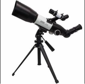 Telescópio Astronômico Profissional Jiehe 350x60mm