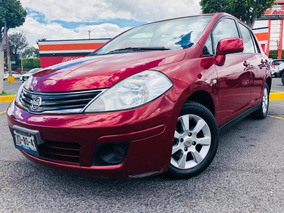 Nissan Tiida 1.8 Custom At 2011