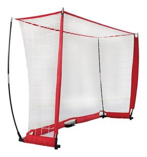 2 Arcos Futbol Red Desarmable 3x2.m Familiar Adultos Niños